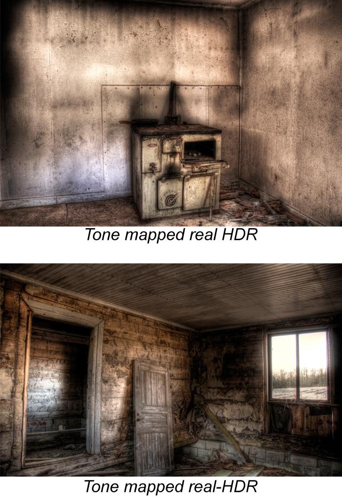 Fotografi med HDR-teknik