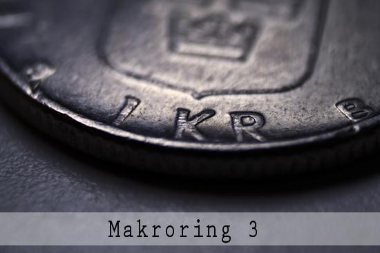 Makroring nr.3