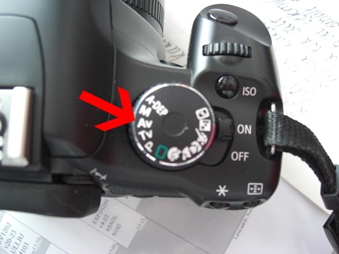 Kamerans ainställning